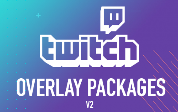 Twitch Overlay Packages V2